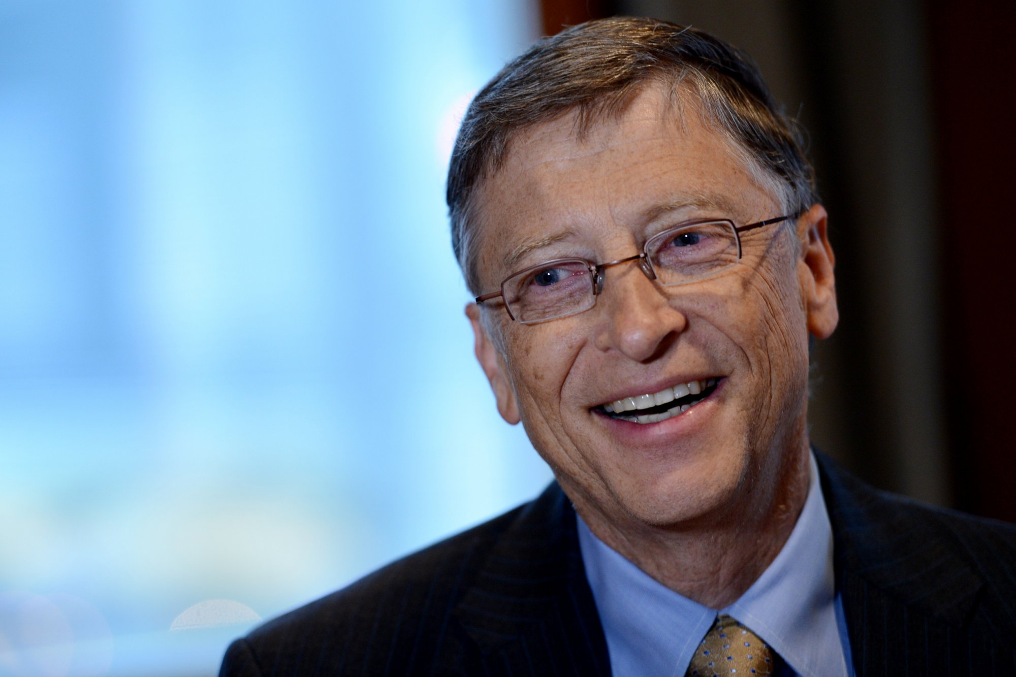 Bill Gates on Cryptocurrency