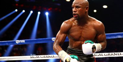 Floyd Mayweather and Cryptocurrency