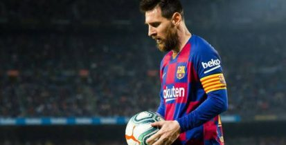Lionel Messi and Cryptocurrency