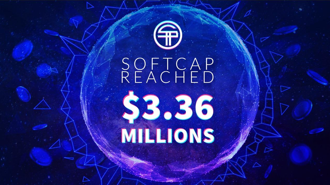 SaTT reaches its Softcap of $3,360,000