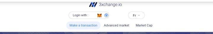 SaTT on 3xchange
