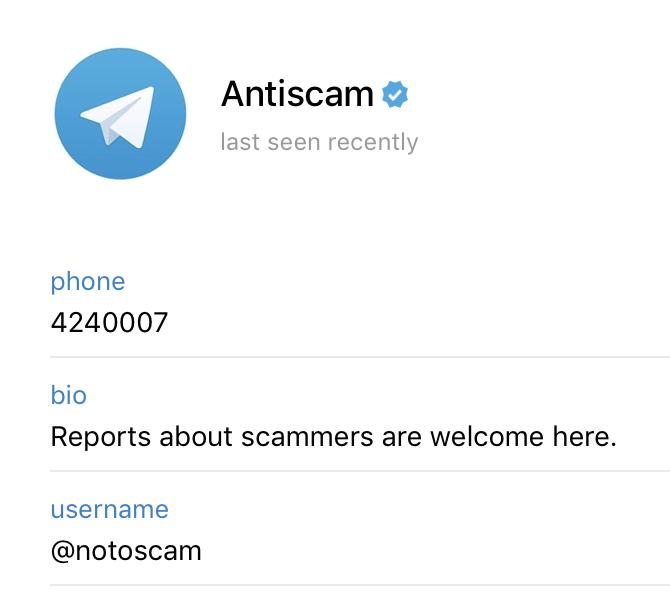 AntiScam
