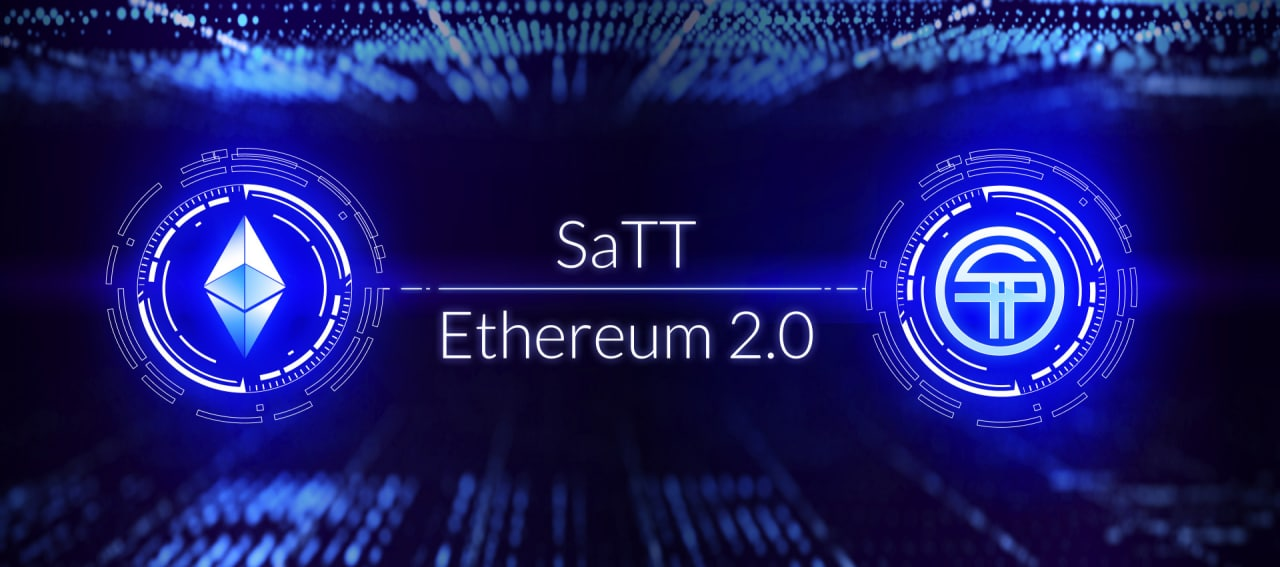 SaTT X Ethereum 2.0 Series