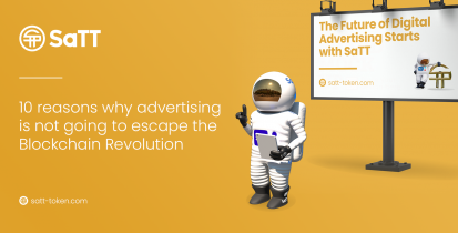 10 reasons why advertising is not going to escape the Blockchain Revolution